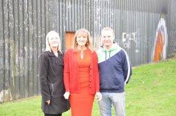 councillors-jj-magee-and-mary-clarke-at-girdwood-barracks-9-4-14-20